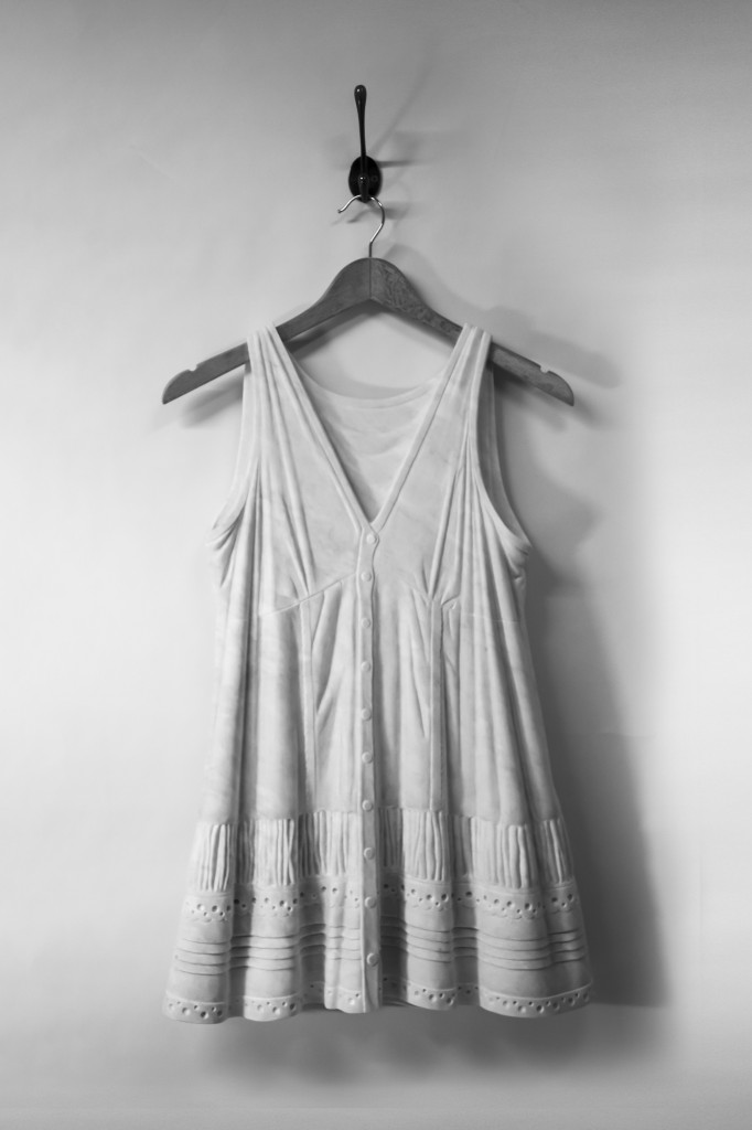 Aisling dress marble sculpture alasdair thomson Sculptor Makes Dresses Out of Marble—See the Looks!