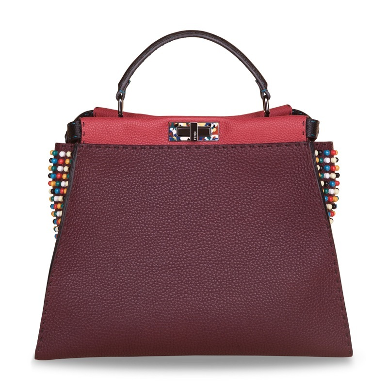 adele fendi Fendi Taps Adele, Cara Delevingne + More to Design Peekaboo Bags for Charity