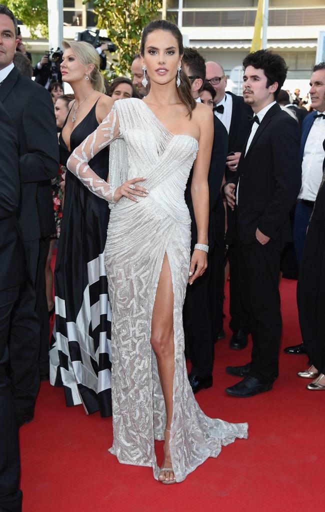 Cannes Fashion Amber Heard Alessandra Ambrosio Sofia