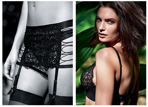 alyssa miller intimissimi lingerie photos10 Alyssa Miller Goes Natural for Intimissimi Lingerie Summer Shoot