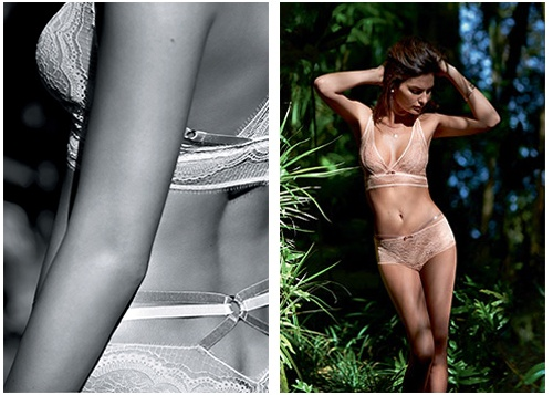 alyssa miller intimissimi lingerie photos11 Alyssa Miller Goes Natural for Intimissimi Lingerie Summer Shoot
