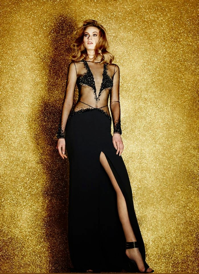 azzaro spring couture 2014 collection2 Azzaro to Return to Paris Couture Week + Photos of its Spring Capsule Collection