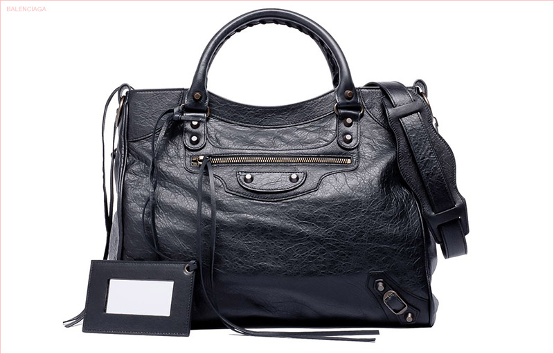 THE BAG: Balenciaga Velo Bag available for $1835