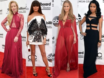 2014 Billboard Music Awards Red Carpet Style