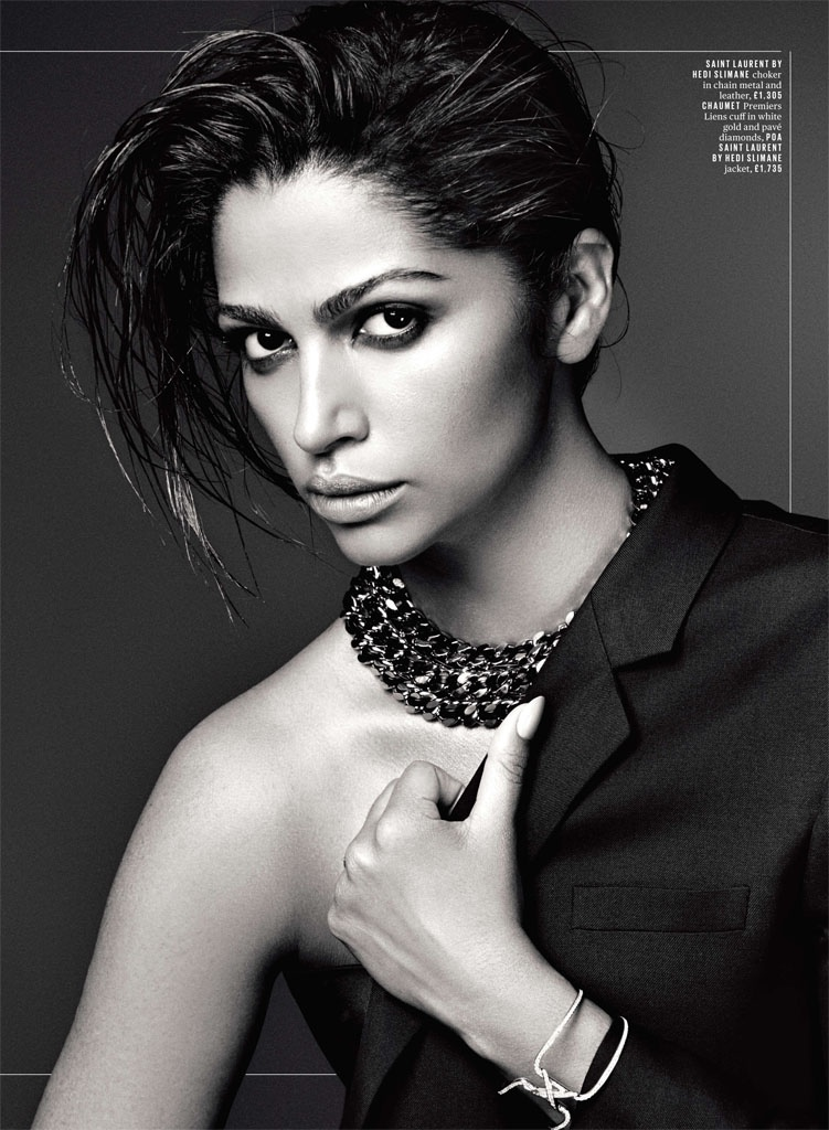 camila alves photo shoot3 Camila Alves Stuns in Deluxe Photo Shoot by David Roemer