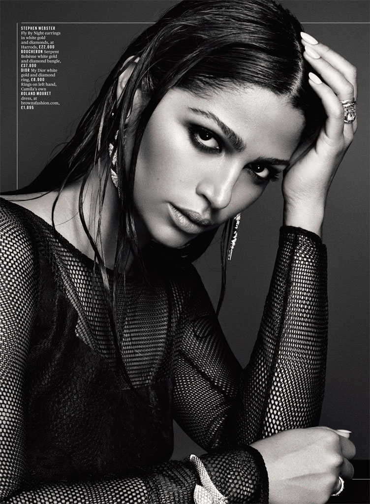 camila alves photo shoot4 Camila Alves Stuns in Deluxe Photo Shoot by David Roemer