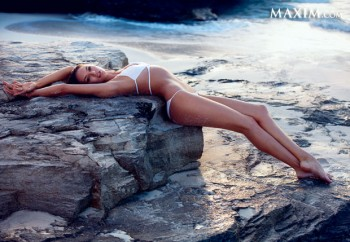 Candice Swanepoel Tops Maxim's Hot 100 List