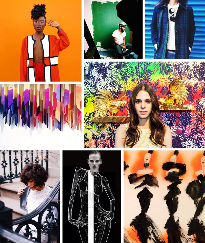 cfda instagram The CFDA Unveils Instagrammer of the Year Nominees