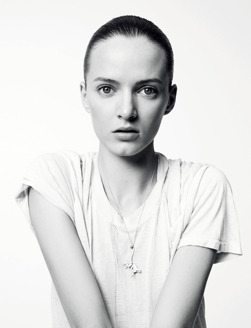 cfda journal 2014 womens12 The 2014 CFDA Journal Enlists Willy Vanderperre, Top Models