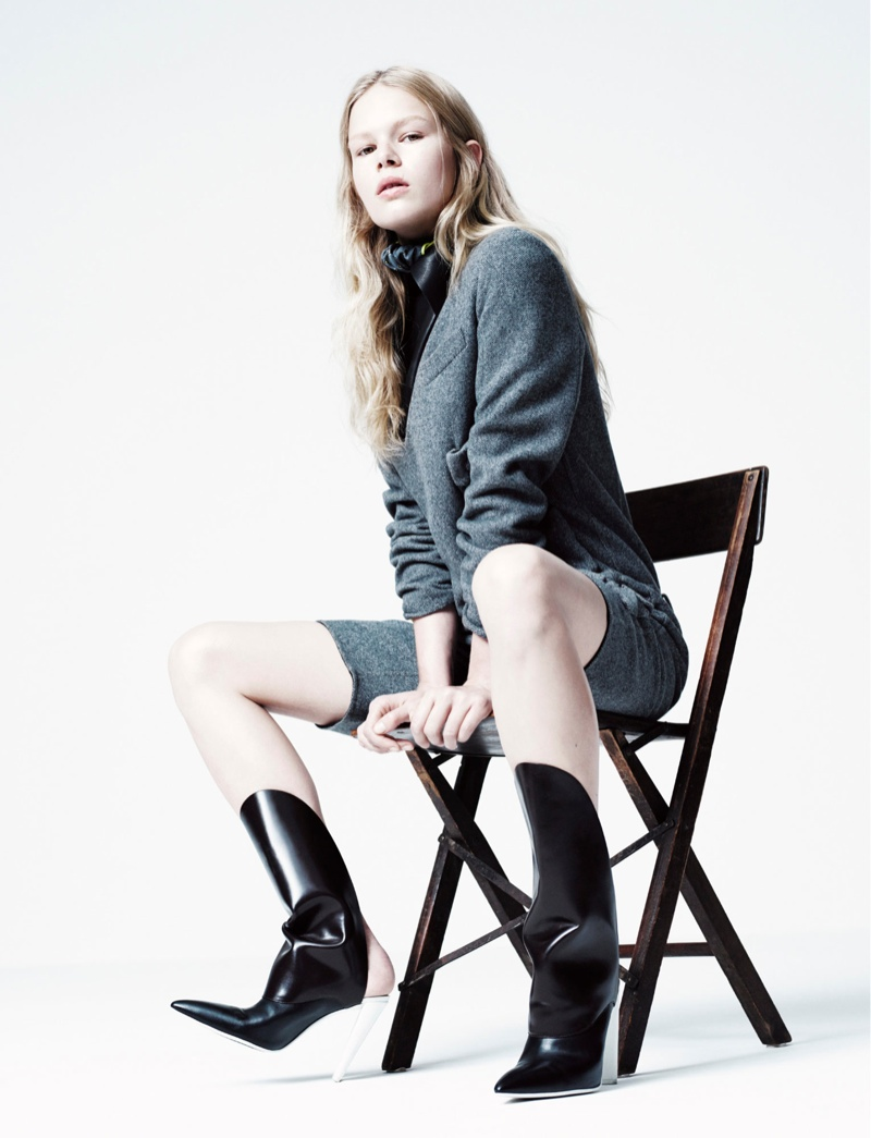 cfda journal 2014 womens8 The 2014 CFDA Journal Enlists Willy Vanderperre, Top Models