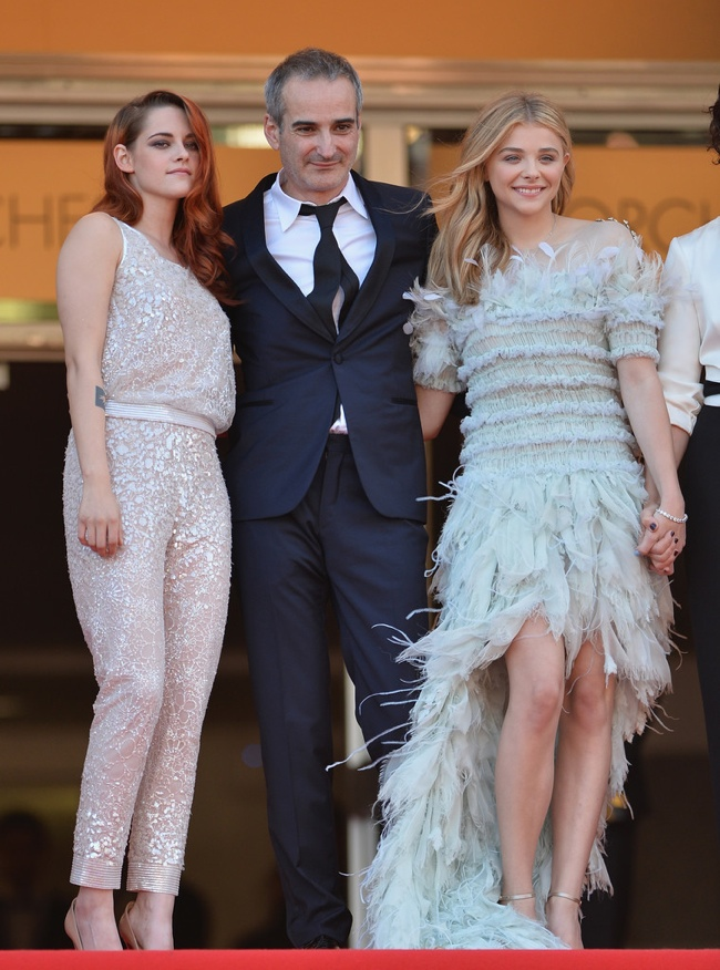 chloe grace moretz chanel couture More Dresses From Cannes Final Events: Lara Stone, Paz Vega, Aishwarya Rai
