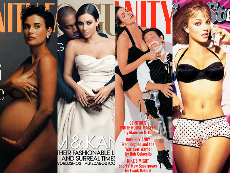 controversial magazine covers Week in Review | Models Go Natural, Famous Covers, Gisele for Lui + More