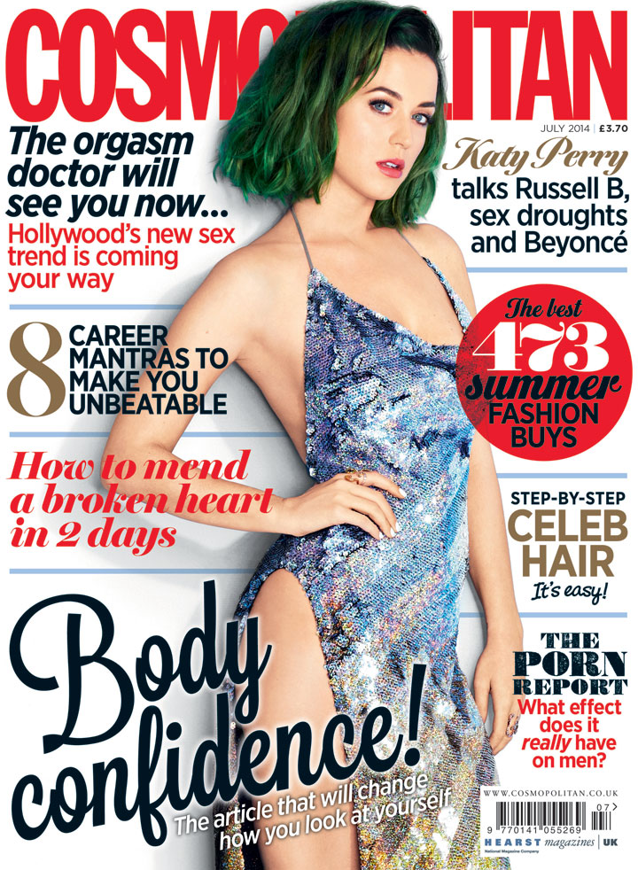 cos 03 british cosmo cover Katy Perry to Cover All 62 Editions of Cosmopolitan for July
