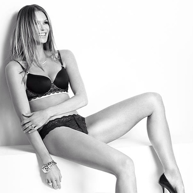 elle lingerie Elle Macpherson Reveals How She Takes Care of The Body