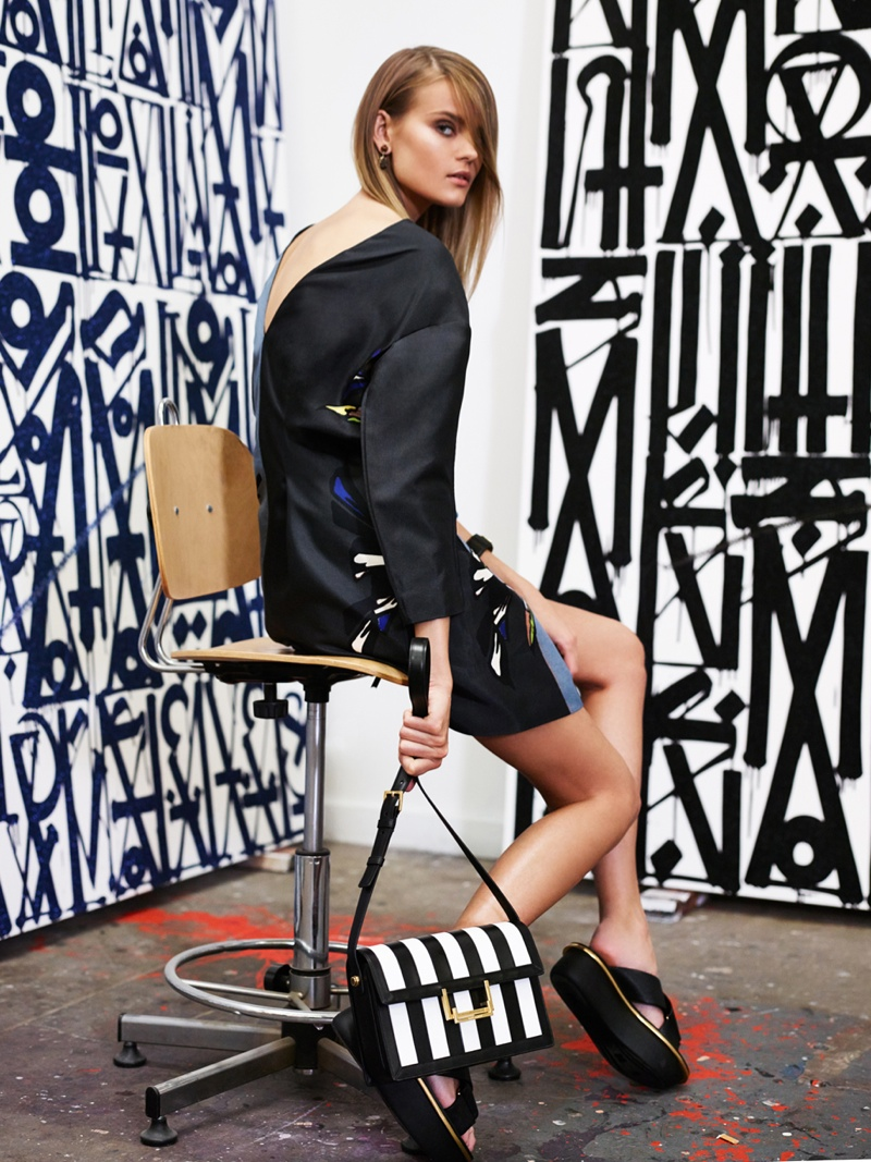 forward gallery girl photos13 Gallery Girl: Kate Grigorieva Wears New Selections from FORWARD by Elyse Walker