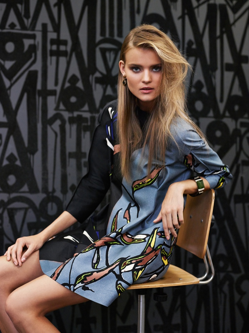 Gallery Girl: Kate Grigorieva Wears New Selections from FORWARD by Elyse Walker