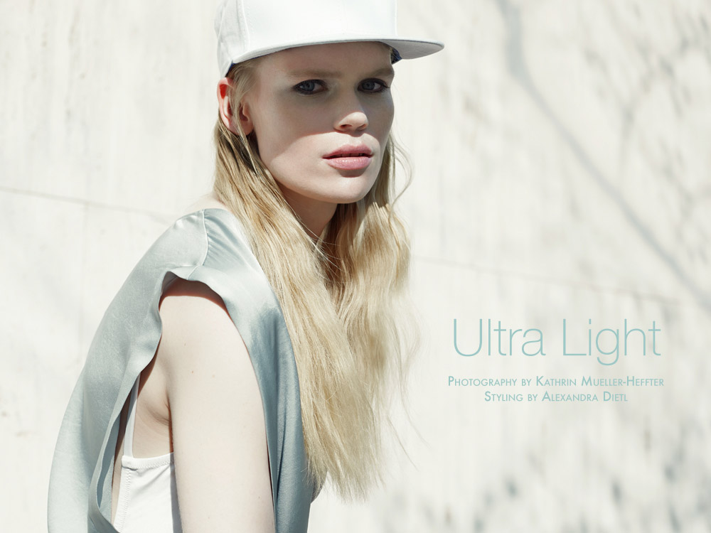 """FGR Exclusive   Franzi by Kathrin Mueller-Heffter in """"Ultra Light"""""""