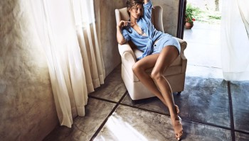 Gisele Bundchen Has an 'Effortless Summer' in H&M Shoot