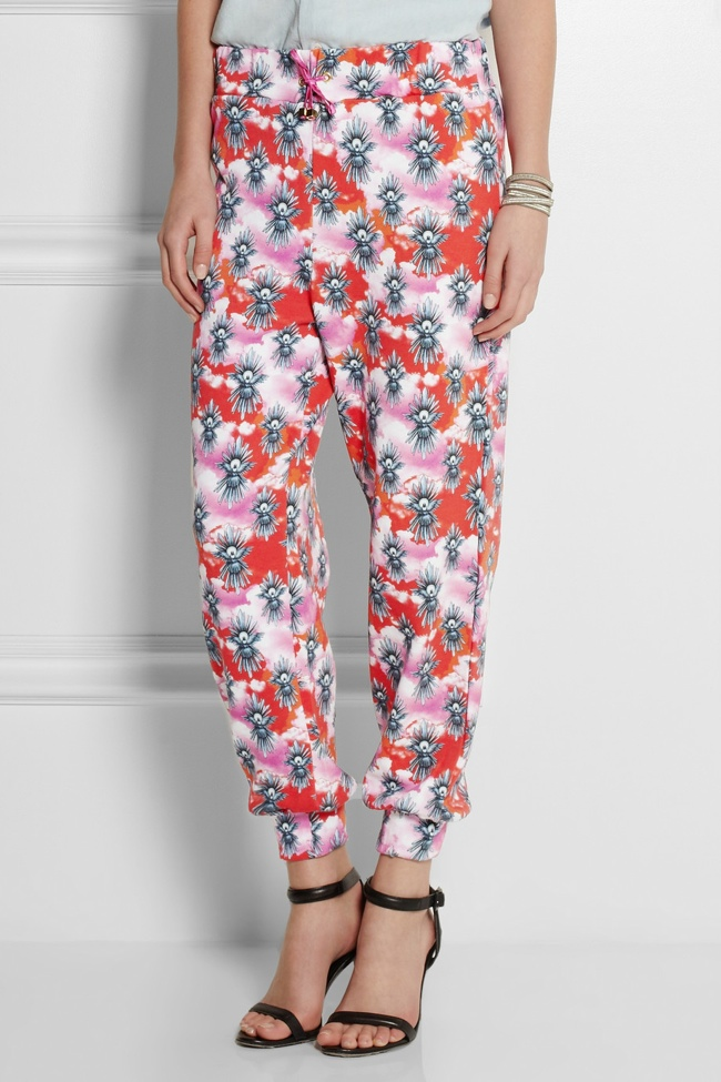 house of holland printed track pants Enjoy the Long Weekend with These Memorial Day Fashion Finds
