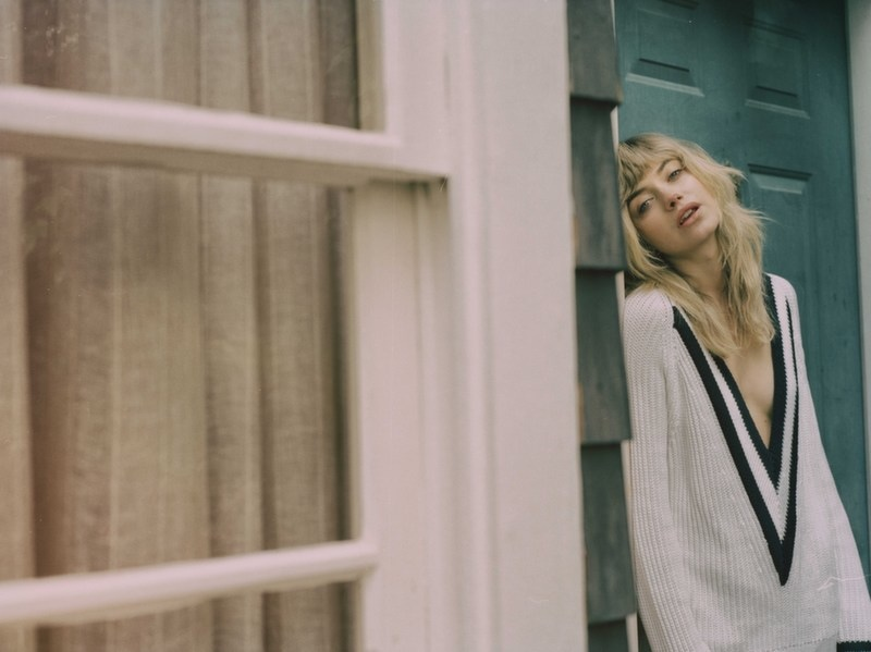 imogen poots photo shoot2 Imogen Poots Takes it Easy in So It Goes #3 Cover Shoot