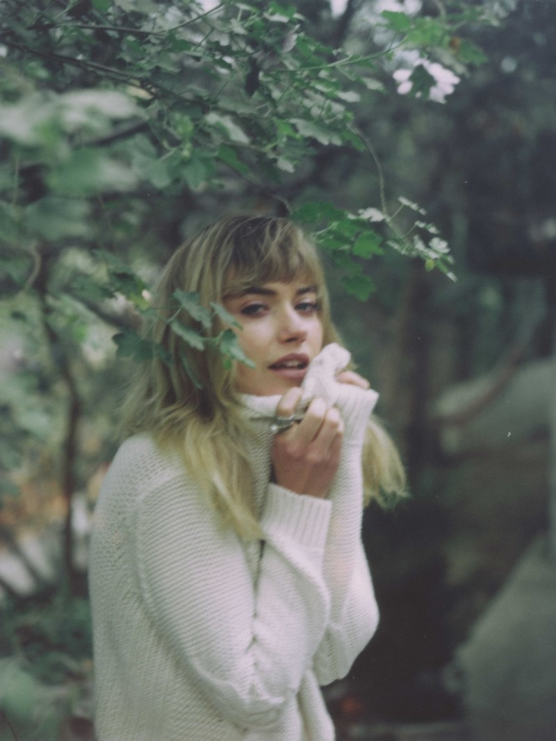 imogen poots photo shoot6 Imogen Poots Takes it Easy in So It Goes #3 Cover Shoot