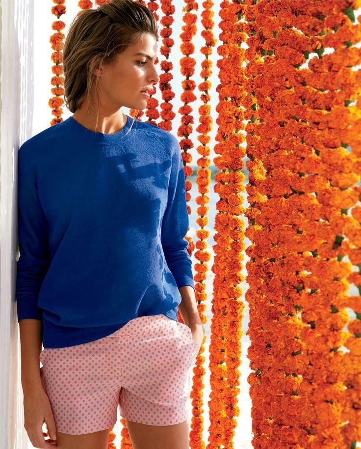 j crew june style guide10 Cameron Russell Stars in J. Crew's Leisure Filled June Style Guide