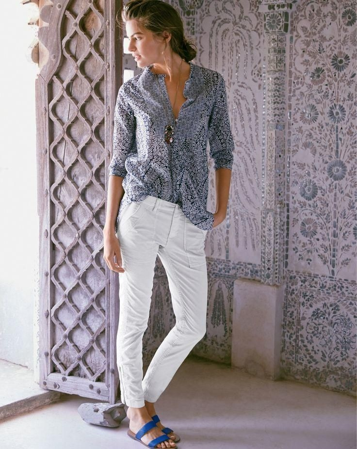 j crew june style guide13 Cameron Russell Stars in J. Crew's Leisure Filled June Style Guide