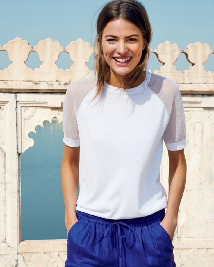 j crew june style guide15 Cameron Russell Stars in J. Crew's Leisure Filled June Style Guide