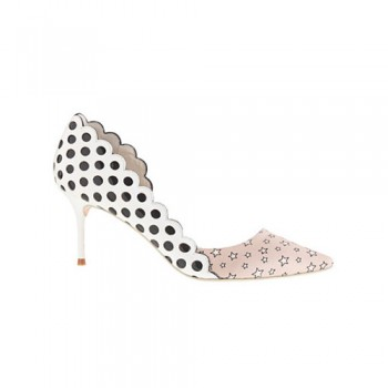 Shoe Spotting: The J. Crew x Sophia Webster Collaboration