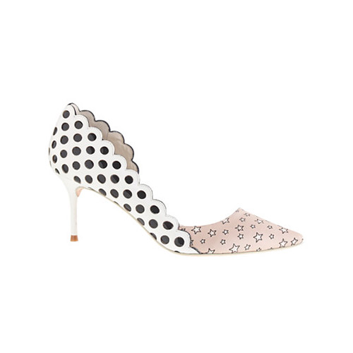Shoe Spotting: The J. Crew x Sophia Webster Collaboration