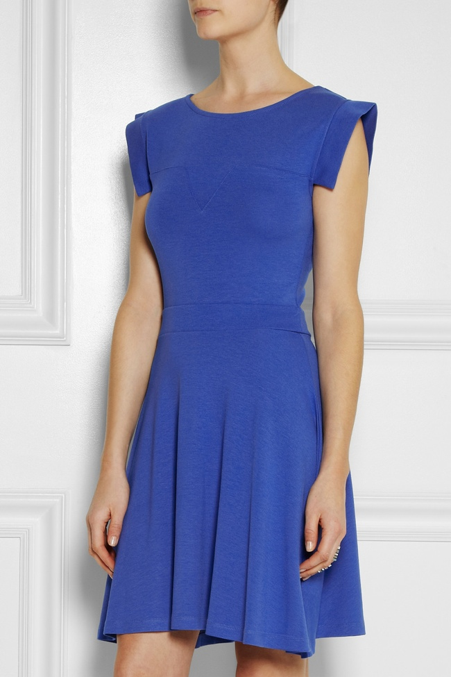 karl-lagerfeld-barika-stretch-jersey-dress