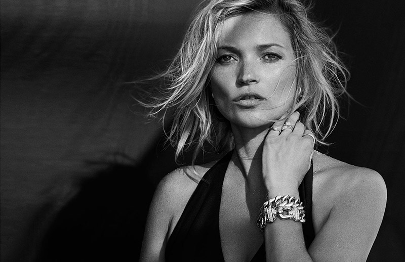 Moss is Back! Kate Moss Returns for New David Yurman Campaign