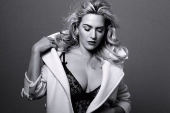 Kate Winslet Covers Harper's Bazaar, Says She's Excited to Turn 40
