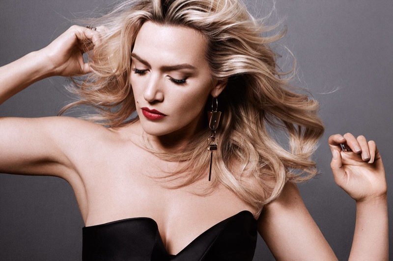 kate winslet harpers bazaar 2014 4 Kate Winslet Covers Harper's Bazaar, Says She's Excited to Turn 40