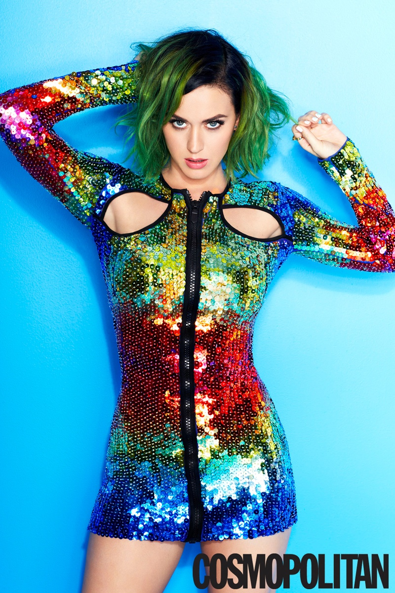 Katy Perry to Cover All 62 Editions of Cosmopolitan for July