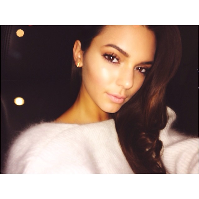 Photo: Kendall Jenner. From Instagram.