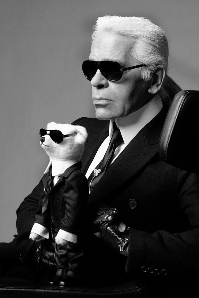 lagerfeld bear 15 Famous Karl Lagerfeld Quotes | From Chanel to Sweatpants