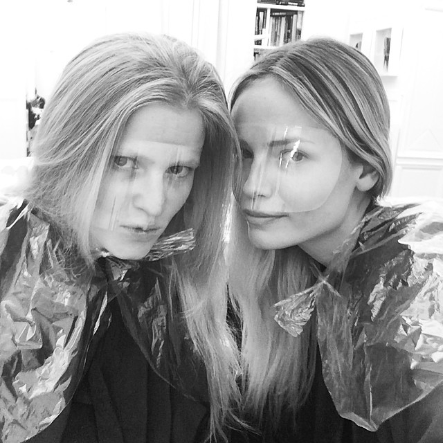 lara natasha Instagram Photos of the Week | Kate Moss, Christy Turlington + More Models