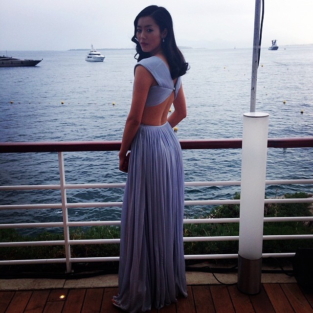 liu amfar Instagram Photos of the Week | Cannes Edition with Karlie Kloss, Adriana Lima + More!