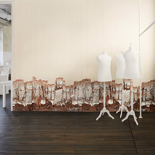 maison martin margiela wallpaper omexco1 You Can Now Decorate Your Home with Maison Martin Margiela Wallpaper