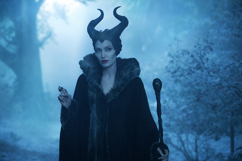 "Still from ""Maleficent"" with Angelina Jolie. Photo courtesy of Disney"
