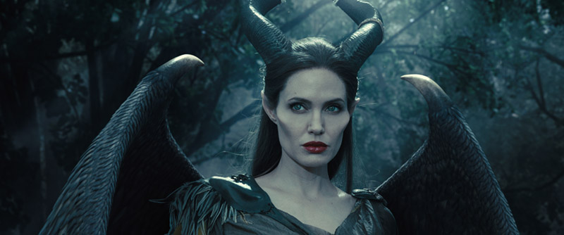 maleficent screen wings Exclusive: Q&A with Maleficent Costume Designer on Dressing Angelina, Inspiration
