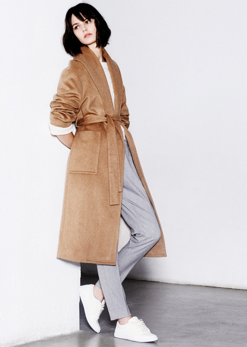 mango prefall 2014 1 Mango Takes it To the Streets for Pre Fall 2014 Collection