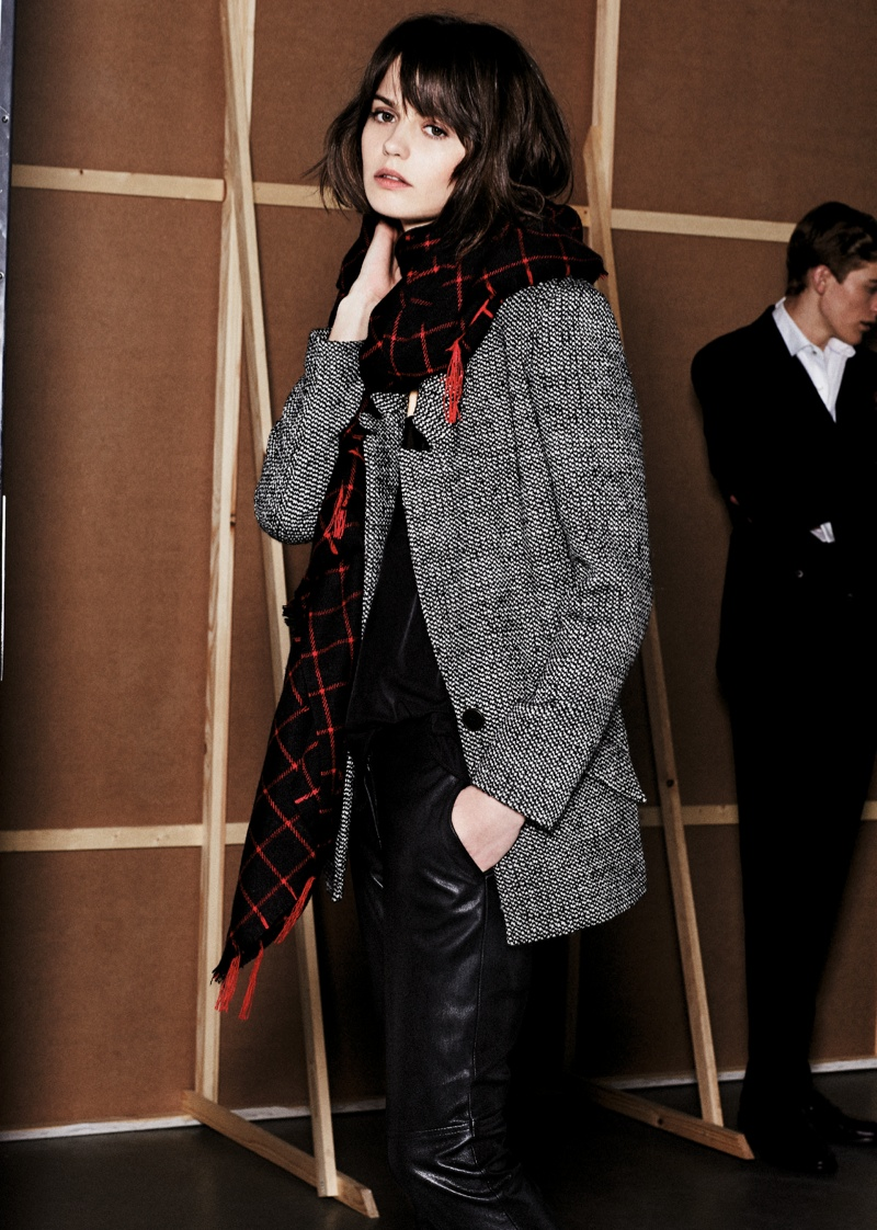 mango prefall 2014 10 Mango Takes it To the Streets for Pre Fall 2014 Collection