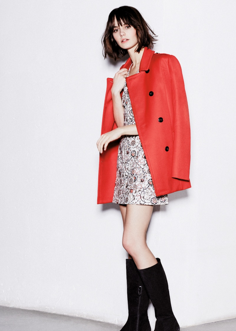mango prefall 2014 14 Mango Takes it To the Streets for Pre Fall 2014 Collection