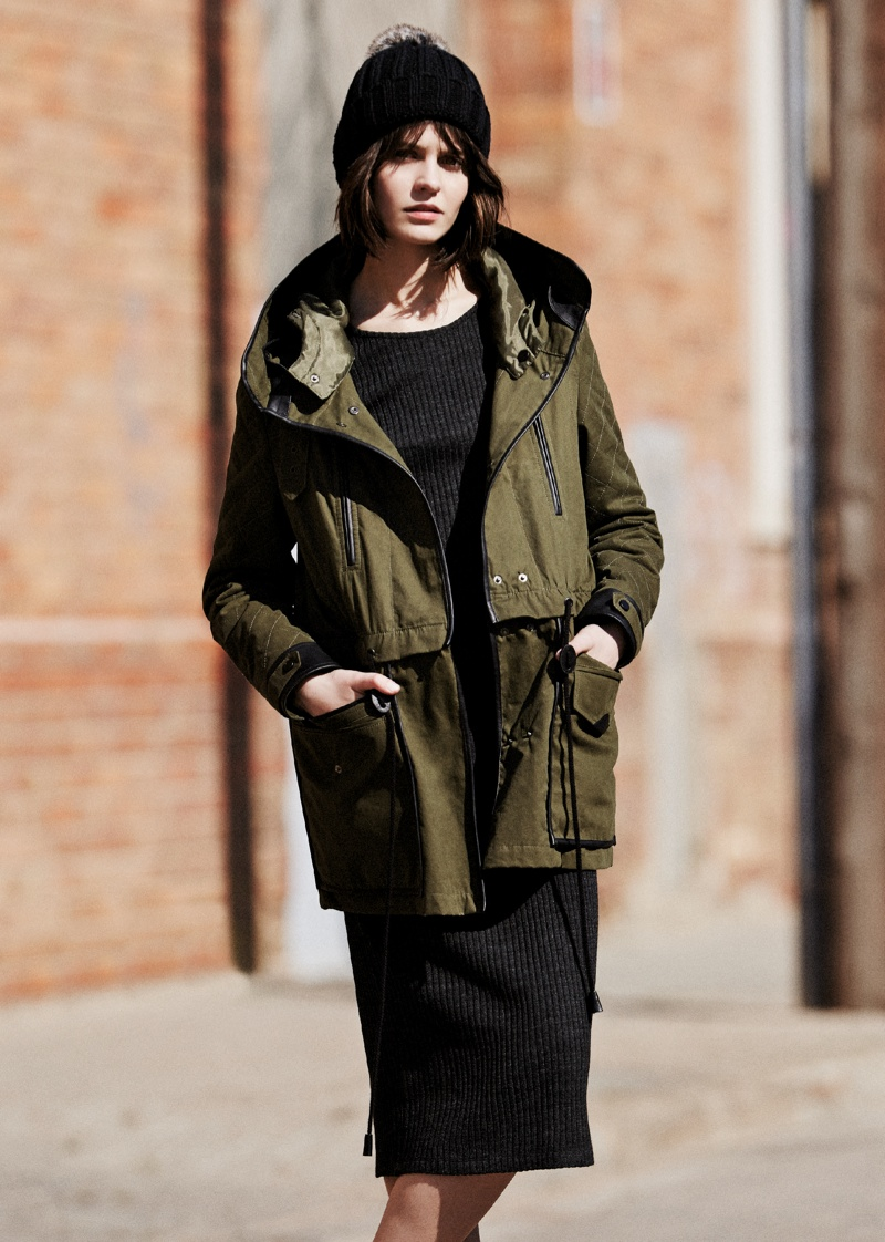 mango prefall 2014 16 Mango Takes it To the Streets for Pre Fall 2014 Collection