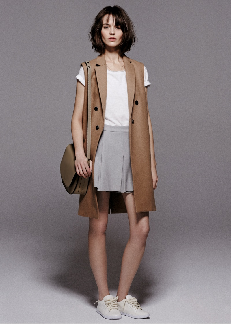 mango prefall 2014 2 Mango Takes it To the Streets for Pre Fall 2014 Collection