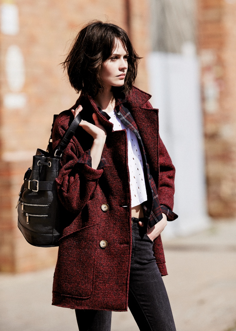 Mango Takes it To the Streets for Pre-Fall 2014 Collection