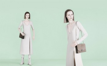 Marc Jacobs' Fall 2014 Campaign Goes Back to Basics