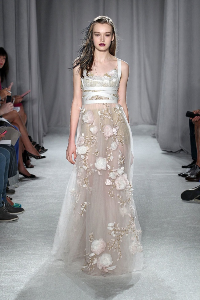marchesa white dress London Calling: Marchesa to Show at LFW